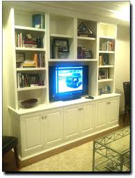 Built In Dining Room Cabinets Excellent Ideas Builtin Cabinets Living Room Modest Design Images