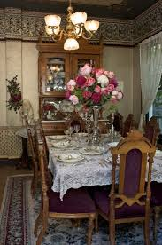 Victorian Dining Room 317 Best Fine Dining Rooms Images On Pinterest