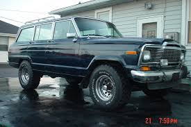 wagoneer jeep 2015 1985 jeep grand wagoneer information and photos momentcar