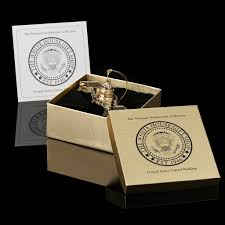 the united states capitol building ornament and model is a