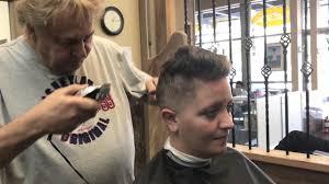 haircut net ta77 net youtube original sheryl lv 2017 gets a short haircut