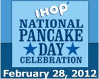 ihop black friday deals centsible savings ihop free pancakes today 2 28 for national