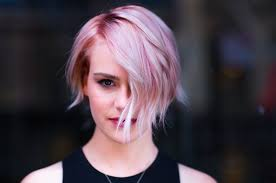 older women with platinum blonde pink hair how to pull off rainbow hair and still look like an adult the
