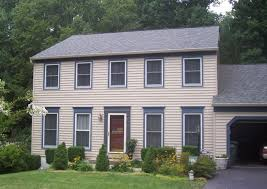 Colonial Saltbox Roofing U0026 Siding Alexandria Va Mark Meredith Llc