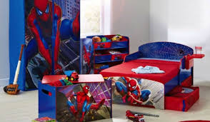 Boys Superhero Bedroom Bedding Set Superhero Bedroom Set With Awesome Toddler Of