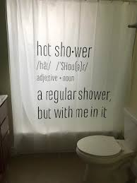 Regular Curtains As Shower Curtains My Dad Bought Me A Shower Curtain I Don U0027t Think He Took The Time