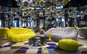 bubble sofa design sacha lakic for roche bobois autumn winter