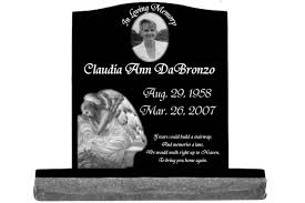 gravestones for sale single upright headstones tombstones cemetery memorials