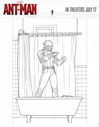 marvel ant man coloring pages marvel s ant man coloring pages lovebugs and postcards