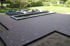 lovable patio paver patterns exterior design plan 1000 ideas about
