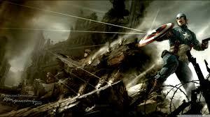 captain america first avenger 4k hd desktop wallpaper for