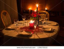 Light Dinner Candlelight Dinner Stock Images Royalty Free Images U0026 Vectors