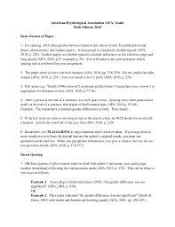 apa format notes week4b pdffile more notes on apa referencing