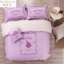 Girls Bedding Queen Size by Online Get Cheap Purple Bedspread King Aliexpress Com Alibaba Group