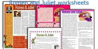 romeo and juliet act 1 and prologue crossword puzzle answers 28