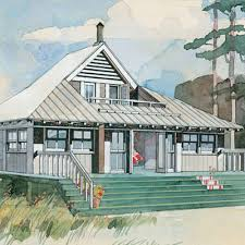 Beach House Layouts 21 Tiny Houses Southern Living