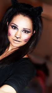 Halloween Costumes Cat Halloween Cat Costume Makeup Halloween Cat Costume