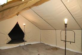 official canvas wall tent thread page 4