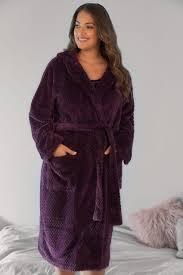robe de chambre polaire femme grande taille robes de chambre femme grandes tailles yours clothing