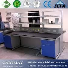 Laboratory Countertops Gallery Before And After Lab Bench Images Laboratory Furniture Design Laboratory Furniture And Fume Hood
