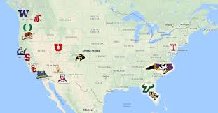 South Dakota Time Zone Map by We Destroy The Big 12 Every Day Should Be Saturday