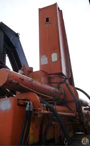 sold 1983 national knuckleboom model n85 29 7 ton crane for on