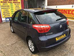 2009 citroen c4 picasso vtr 1 6 petrol 2 owners new mot hpi clear