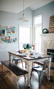 Dining Room Sets Bench Best 25 Table With Bench Ideas On Pinterest Kitchen Table With