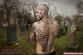 zombie graveyard tattoos tattoo viewer com