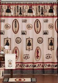 Fashion Shower Curtain Fashion Passion Shower Curtain U0026 Bathroom Accessories