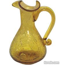 Yellow Glass Vase Antique Amber Glass Glass Price Guide Antiques U0026 Collectibles