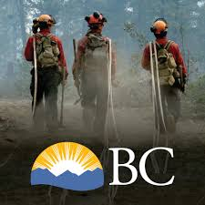 British Columbia Wildfire Service by Rapattack Base Facebook