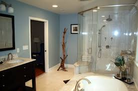 bathroom design ideas bathroom tiered frameless glass small