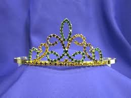 mardi gras crown mardi gras tiara crown mg2 fashion headbands beauty