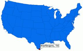 zip code map harlingen tx harlingen texas city information epodunk