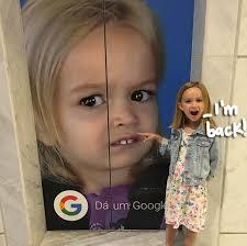 Side Eye Meme - side eye chloe is grown up totally owning her meme worthy fame