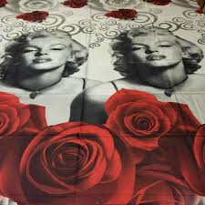 marilyn monroe bedding set picture more detailed picture about