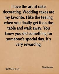 wedding quotes on cake tina hainey quotes quotehd
