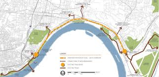 ohio river valley map ohio river way the river the the possibilities