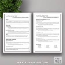 resume template microsoft office for mac 2016 preview free