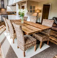 Dining Room Table Reclaimed Wood Reclaimed Wood Dining Table And Chairs With Ideas Photo 2553 Zenboa