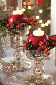 Christmas Table Decoration Ideas With Candles by Top Christmas Candle Decorations Ideas Christmas Celebrations