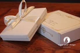 wedding invitations box stefanie michael 28 march 2015 custom wedding invitations