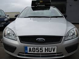 ford focus 1 6 lx 5dr auto silver 2005 in st george bristol