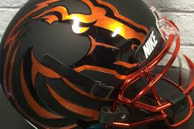 steelers halloween boise state u0027s halloween helmets are festive and awesome sbnation com