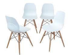 Esszimmerst Le Kirsche Esszimmerstühle Modern Weiß Rheumri Com