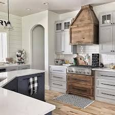 Kitchen Trends Modern Rustic Farmhouse Callier And Thompson - best 25 oven vent ideas on pinterest oven range hood silver