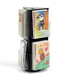 greeting card display stands floor standing u0026 countertop racks