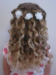 flowergirl hair best flower girl hairstyles must try out