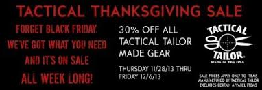 tactical black friday 2013 soldier systems daily
